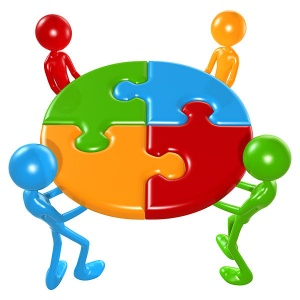 600px-Working Together Teamwork Puzzle Concept.jpg